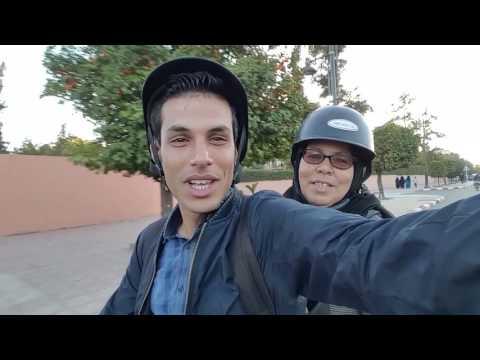 Mom and son Traveling in morocco 2017  -  روح الترحال