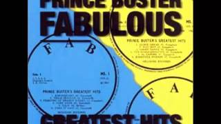 Watch Prince Buster Julie On My Mind video
