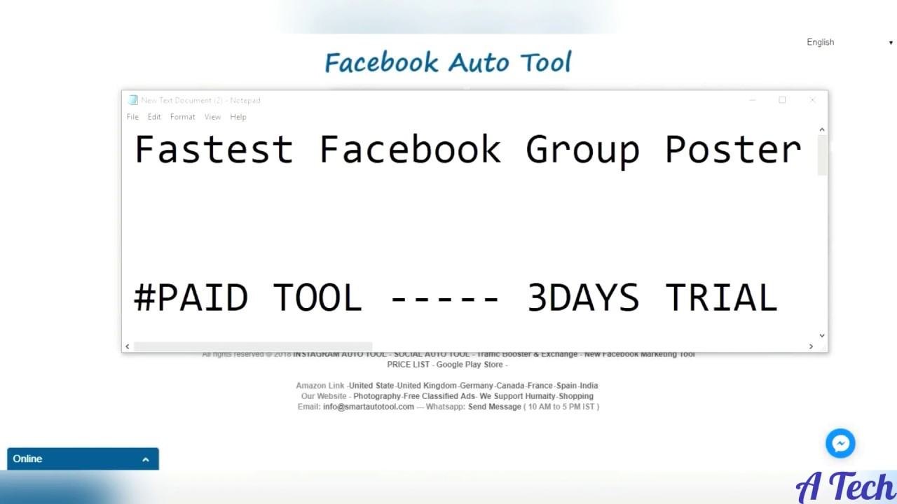 Facebook Auto Join Group – Smart Auto Tool