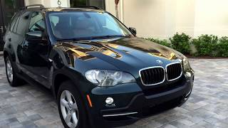 2009 BMW X5 xDrive30i Luxury SUV for sale by Auto Europa Naples MercedesExpert.com