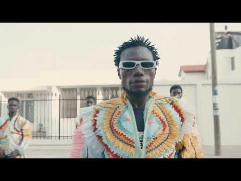 Смотреть клип Eugy X Chop Daily Ft. Medikal, Kwesi Arthur, D Black & Falz - My Touch Remix