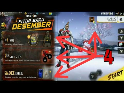 4 New Upcoming Updates In December Freefire Bg Gffi Youtube