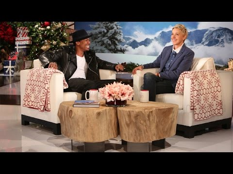 Nick Cannon on Family Life and Dating