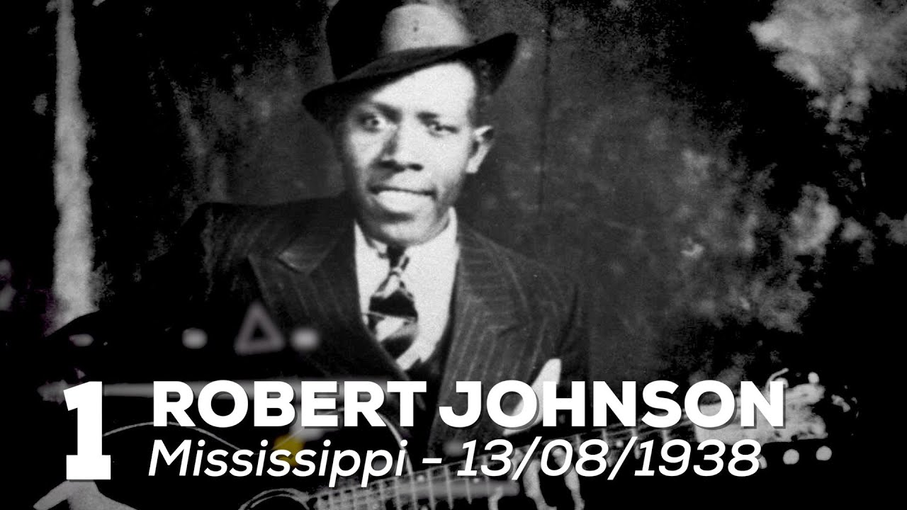 Episódio 1 - Robert Johnson - Mississippi - 13/08/1938 | 35 maiores shows do rock | Alta Fidelidade