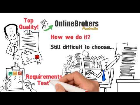Online Brokers Australia | Best CFD FOREX & Stock Brokers