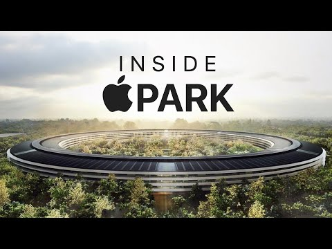 Inside Apple's $5 Billion Headquarters