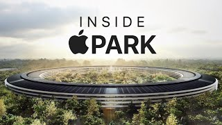 Inside Apple's $5 Billion Headquarters