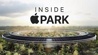Inside Apple's $5 BiĮlion Headquarters