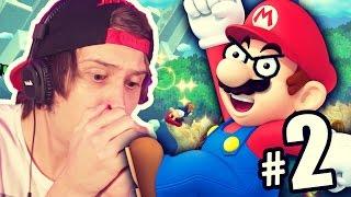 POR QUE ERES TAN CRUEL | Super Mario Maker Challenge #2 thumbnail