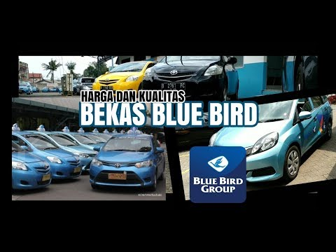 BEKAS TAKSI BLUE BIRD | KUALITAS DAN HARGANYA