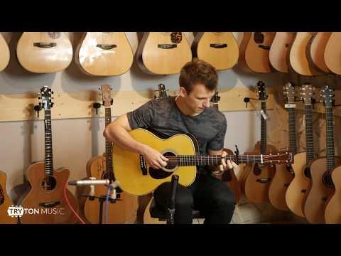 Martin OMJM John Mayer W Tryton Music