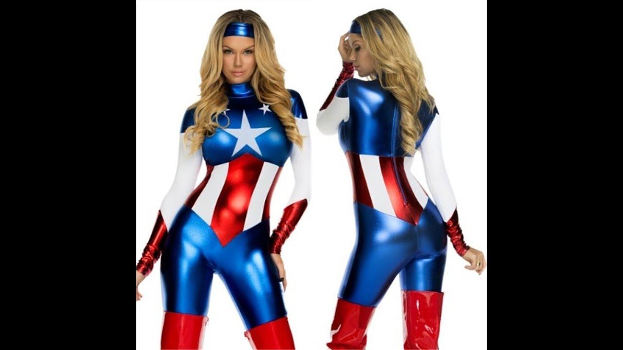 Фотографии нового костюма Капитана Америки - YouTube