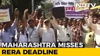 Maharashtra Misses The RERA Deadline