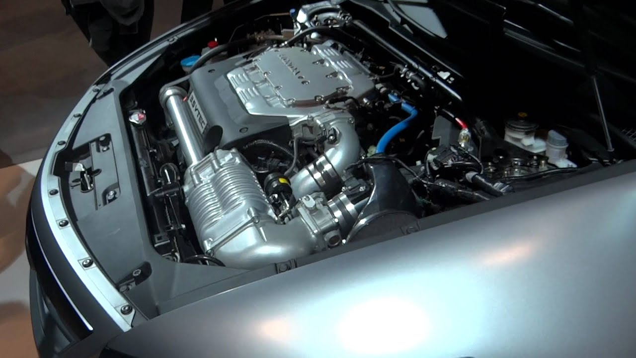2008 Honda Accord V6 >> 2012 Accord Remix 2.0 Supercharged 3.5L - YouTube
