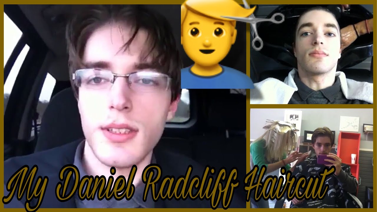 My Harry Potter Haircut Youtube