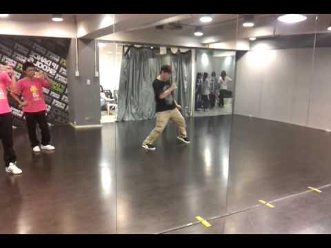 20130425 阿爆Hiphop初級@IP Dance Skool