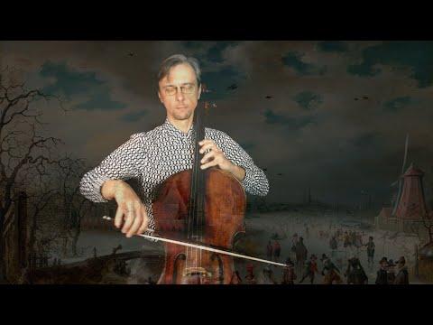 J.S.Bach Adagio , BWV 564 Arranged For Cello Quartet