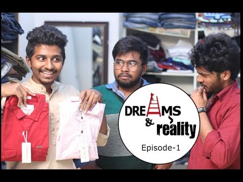Dreams and Reality || Episode 1 || Avinash Varanasi || Directed by Ravi Ganjam #laughingtimeteam