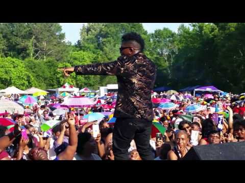 Jwonn  (LIVE) #OnMyStage In Jackson,  Mississippi  Zoo Blues 2017