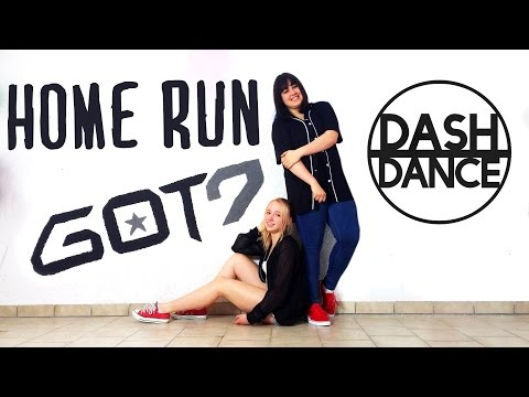 GOT7 (갓세븐) - Home Run (홈런) K-Pop Dance Cover by DASH (Linda+Julia)