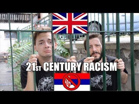 UK - 21st CENTURY RACISM - WORLDLY SAVAGES SERBIA - Visa Refusal Song