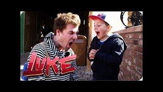 Luke und Mikeman im Freizeitpark! - LUKE! Die Woche und ich