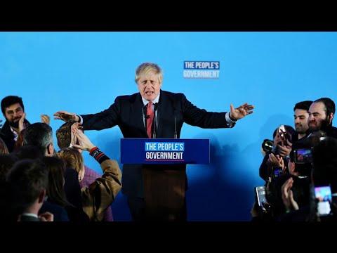 الانتخابات التشريعية البريطانية: فوز بوريس جونسون بالأغلبية المطلقة في البرلمان  - نشر قبل 4 ساعة