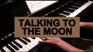 Talking To The Moon Violin Cover - Bruno Mars - James Poe and Evin Chow