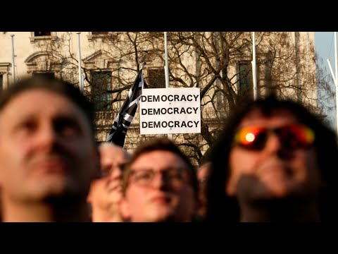 Political-media class 'don't accept the verdict of democracy'