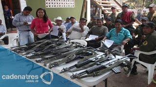 Diferentes problemas del estado de Guerrero