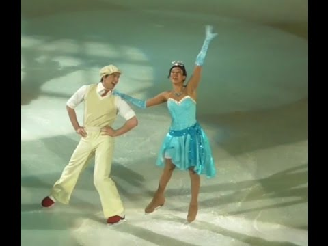 TIANA & NAVEEN, Dare to Dream, produced by Disney on Ice, Green Bay WI, 2016