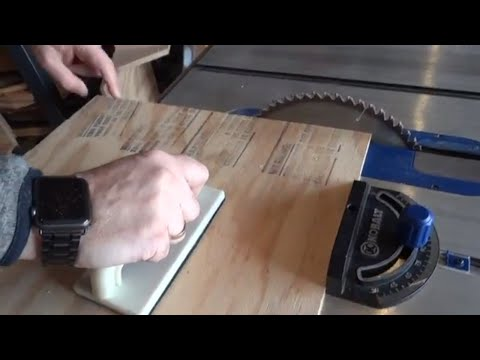 AMAZING TABLESAW TIP: INCREASE YOUR SAW'S CAPACITY FOR FREE