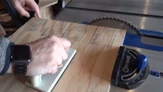 AMAZING TABLESAW TIP: INCREASE YOUR SAW