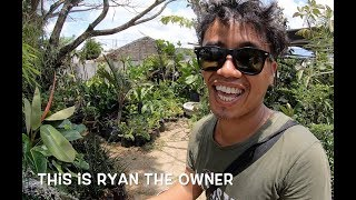 VILLA FELIZ - EPISODE 483: THE BEST PLANT NURSERY IN ROSARIO (House Building in the Philippines)