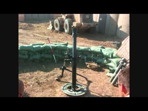 Marine Corps.  Deployment to Afghanistan 6th ESB Part 1