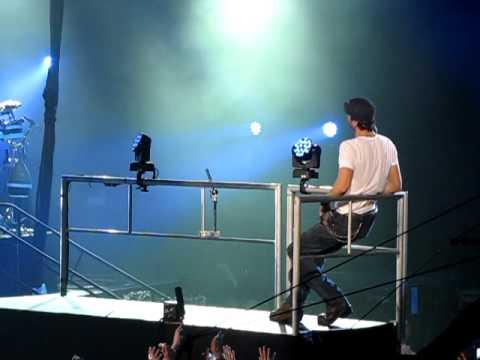 Enrique Iglesias - Taking Back My Love live Euphoria Tour 2011 @ Ahoy Rotterdam 28-03-11