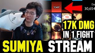 17000 Damage Refresher Combo Change the Game   Sumiya Invoker Stream Moment #815
