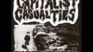Capitalist Casualties - Stupid ass punk