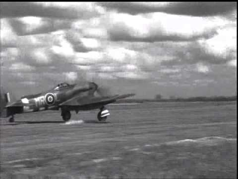 RAF No 245 Squadron 43 45 Hawker Typhoon