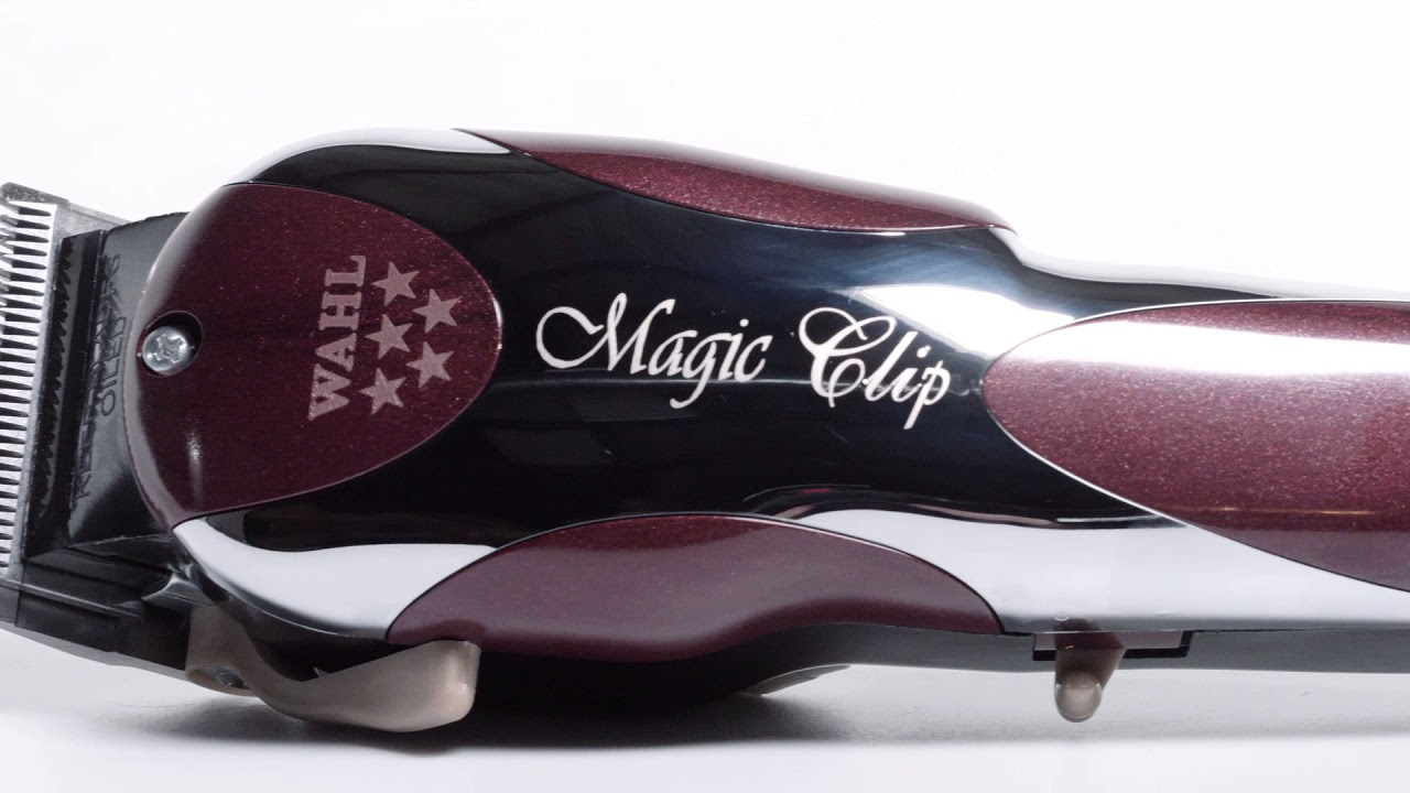 Wahl 5 Star Magic Clip New Gold Look
