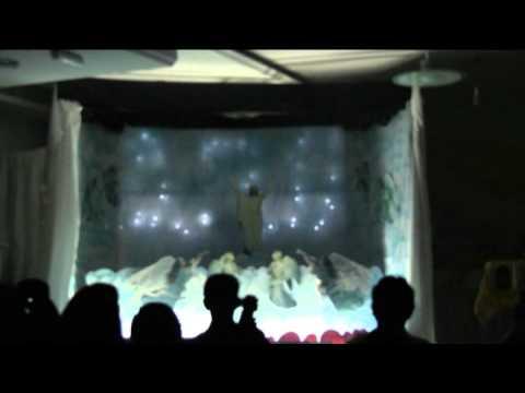 JY Fujairah ( Resrruction Scene enacted at Our Lady of Perpetual Help - Fujairah, U.A.E)