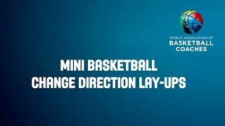 SK 4 change direction lay up