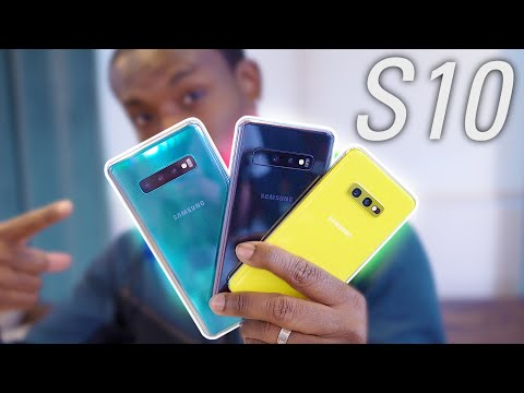 The NEW Samsung S10 Lineup - What's the Difference?