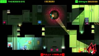 Stealth Bastard Deluxe Level 2-8 The Boss´s Eye mit Helices Location HD