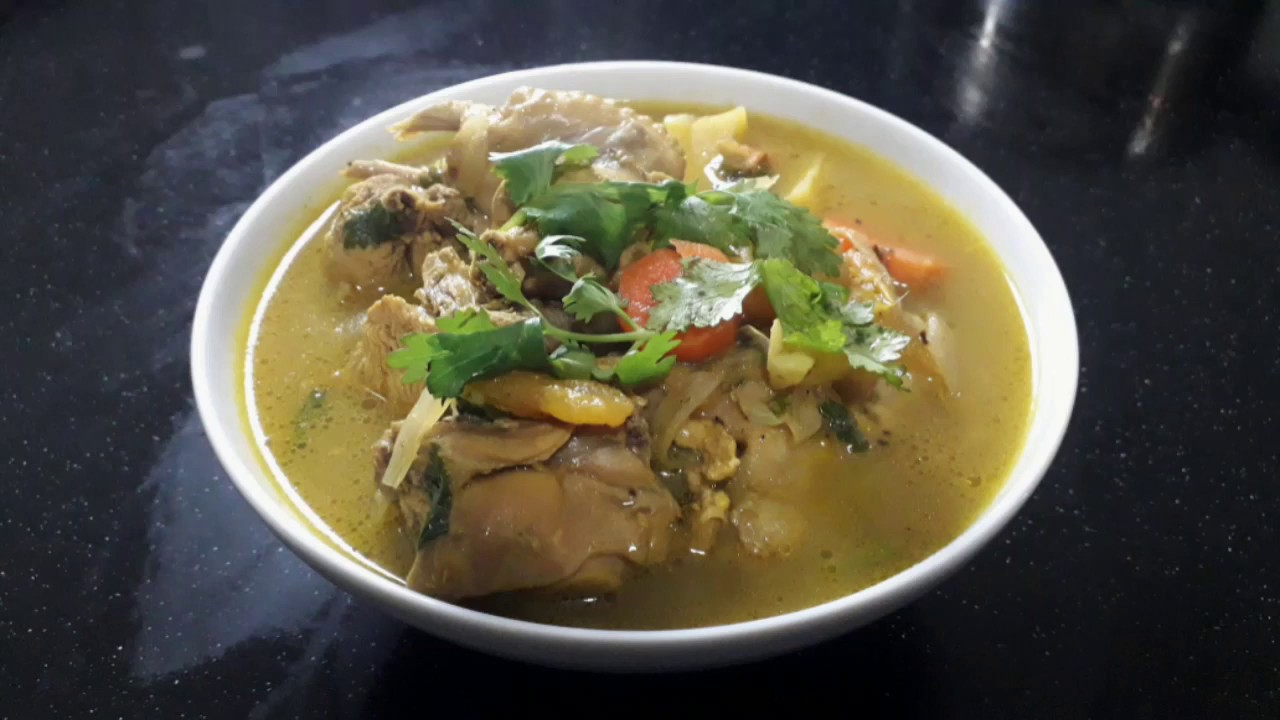 Sup Ayam Mamak : Resepi Ayam Goreng Macam Kedai Mamak - Rinnys Words / Bawang merah, bawang