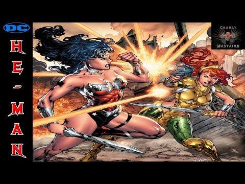 ¡¡¡DC UNIVERSE VS HE-MAN!!! [PARTE 2]