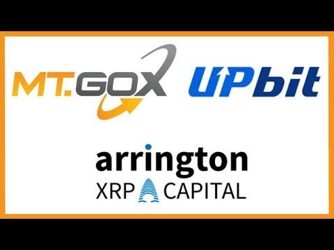 Crypto Market Down Because of Mt. Gox & S. Korea Investigation - Arrington XRP Capital Asia Progress
