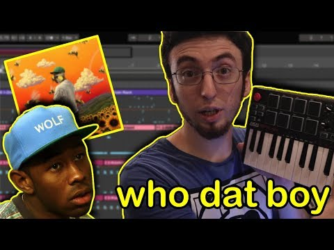 How To Make The Beat From WHO DAT BOY In 5 Minutes
