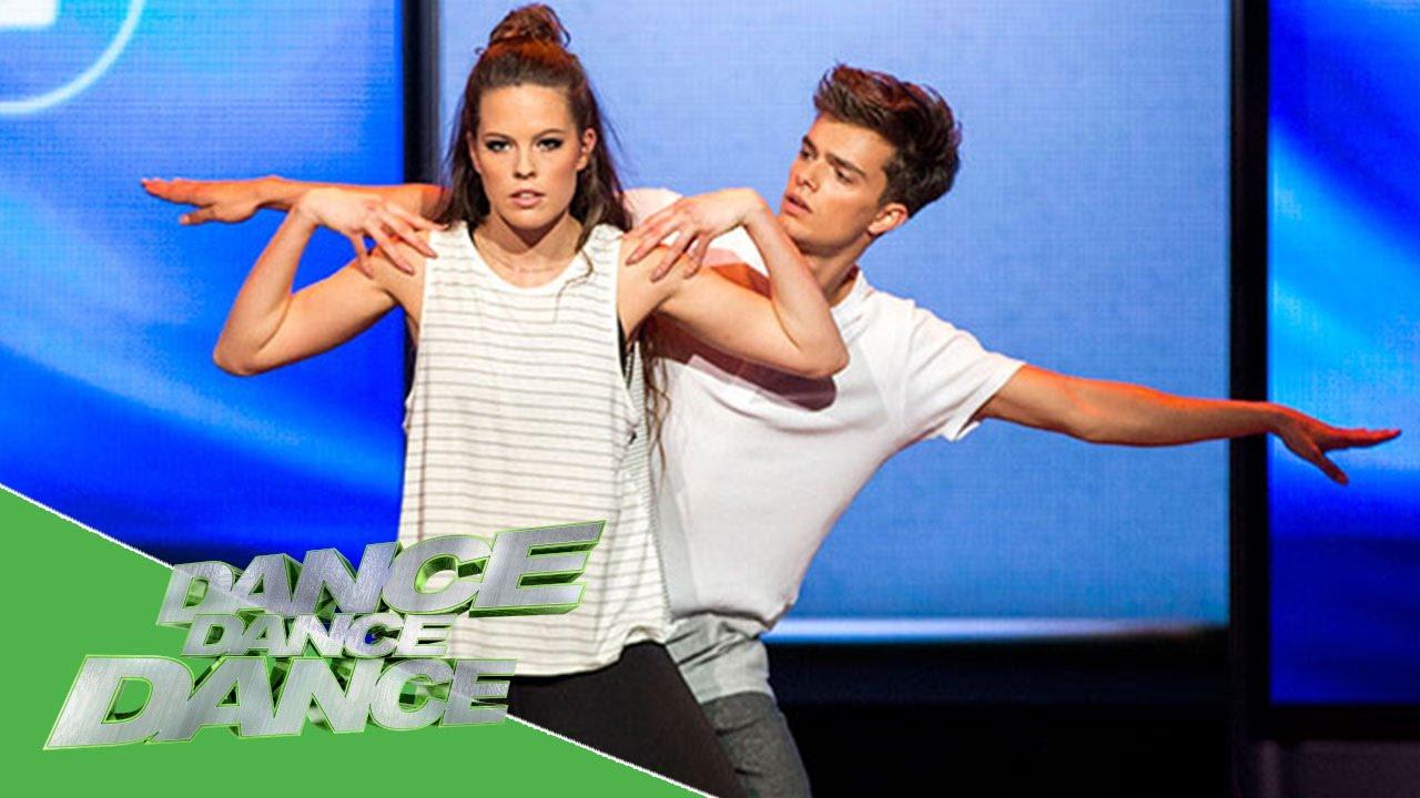 Robin & Buddy dansen op 'Love Yourself' van Justin Bieber | Dance Dance Dance