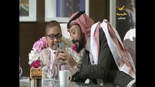إبراهيم باشا يلبي دعوة ياهلا وحلم طفلة مريضة بالسرطان بالمقابلة معه